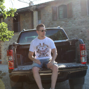 LongWave Streetstyle TIJUANA t-shirt - webshop mannen-kleding