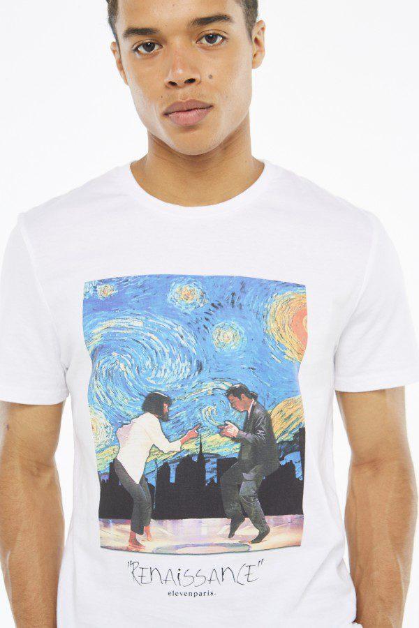 elevenparis _ T-shirt nang-m