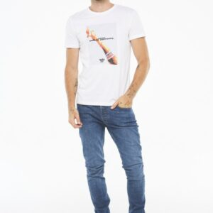 Eleven Paris - Nunder t-shirt - kleding mannen webshop