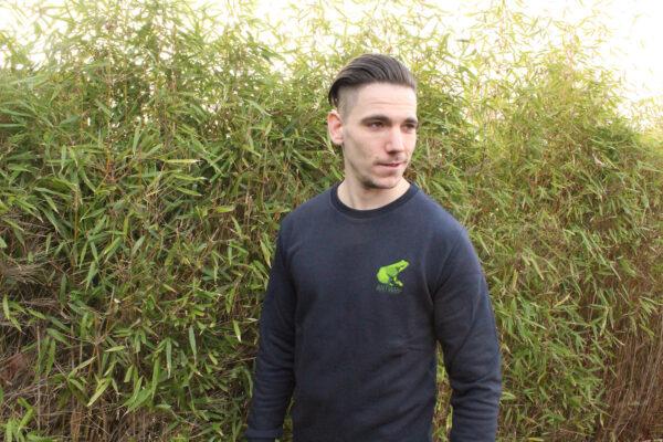 Antwrp kikkertrui - kleding mannen