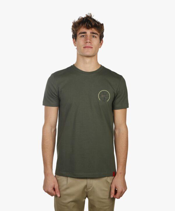 Antwrp advocadogroene offline shirt, SS20 mannenmode, luxekledij voor mannen, kilometriek shirt