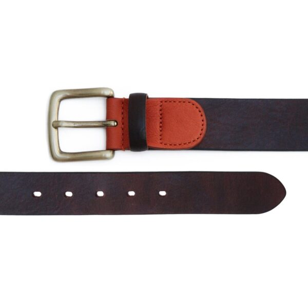 Riem heren cool as you are orange belt detail