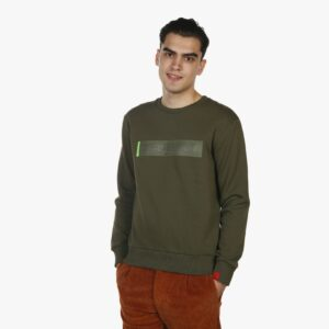 dardennensweater,#ikkoopbelgisch,groentrui,antwrp,dardennencollectie,donkergroen,flockprint,nieuwecollectie