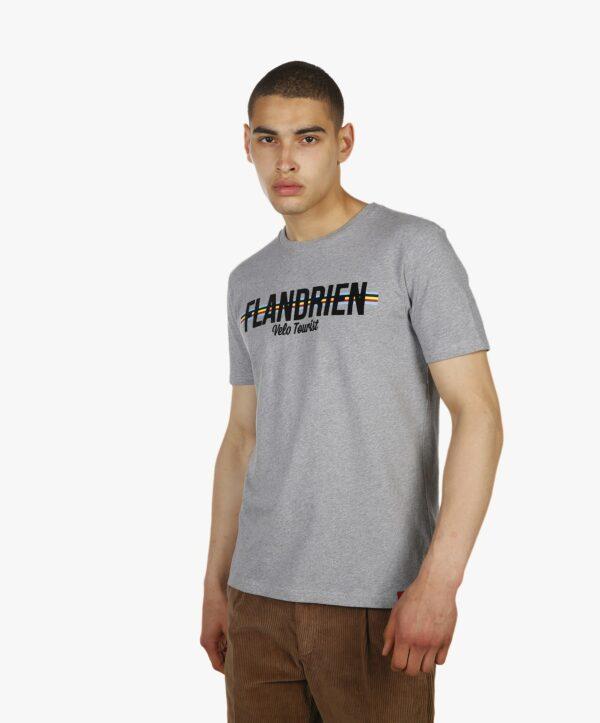 flandrienshirt, grijze shirt, belgische driekleur, ikkoopbelgisch, ikkooplokaal, flandrien