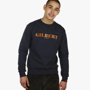 donkerblauwe Gilbert sweater, Antwrp